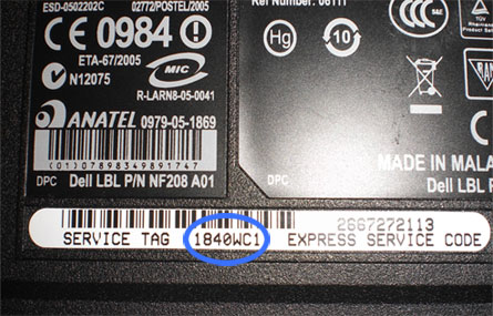 Find all dell service tag in my network - General Hardware