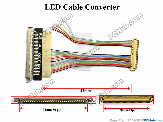 UPH-OEM-Cable-LED-Cable-Converter-72660-47mm-Length-b-72660 (1)